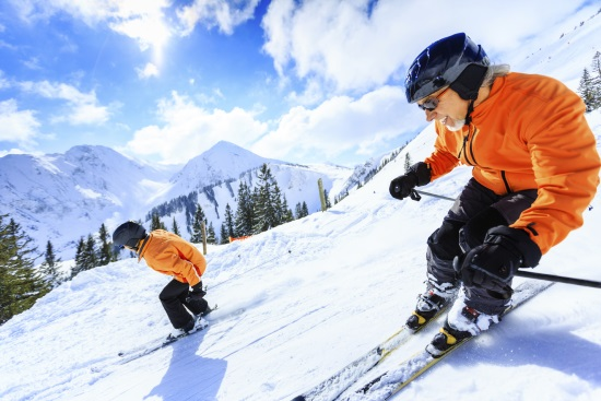 Are Your Winter Activities Causing You Back Pain?
