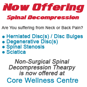 Spinal Decompression Thearpy Toronto