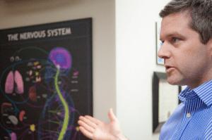 Family Chiropractor Dr. Kris Dorken
