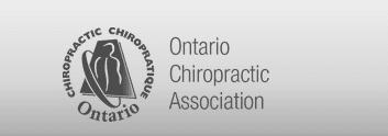 OCA - Ontario Chiropractic Association