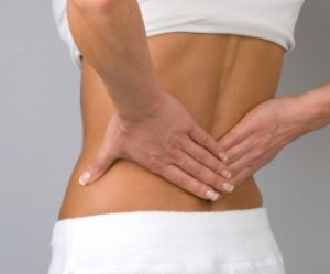 lower back pain wont go away
