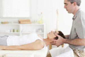 Accident clinic for rehabilitation